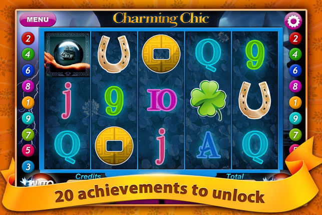 Charming-Chic-Of-Luck-Slots