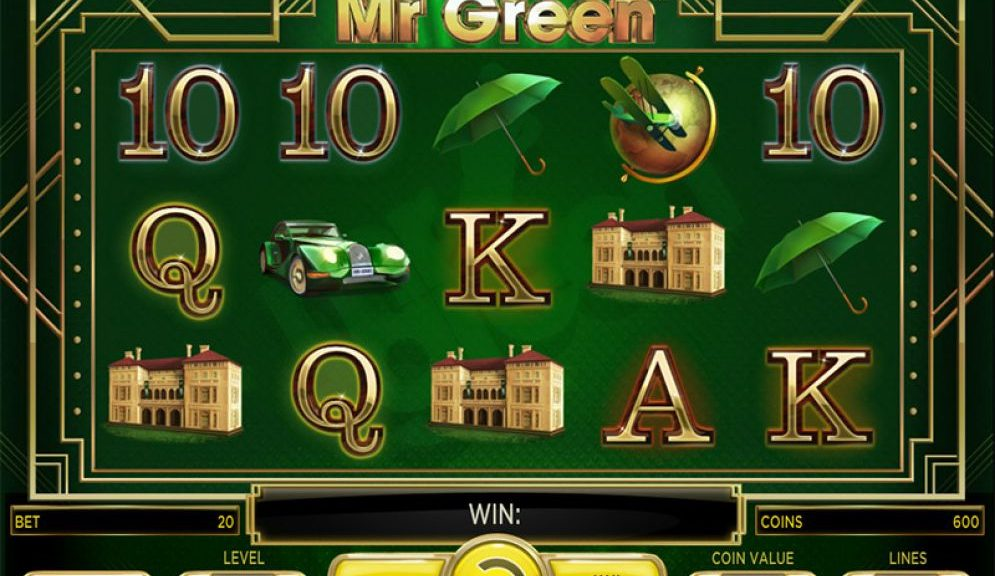 Marvellous-Mr-Green-Slot