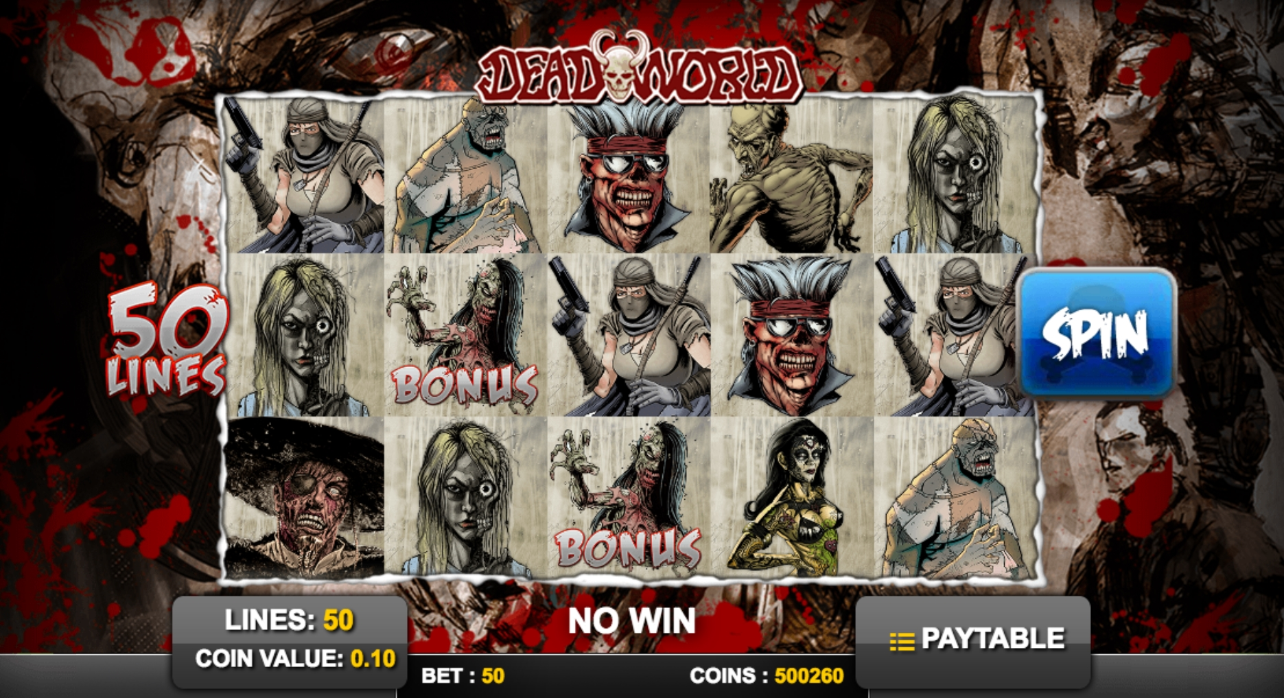 Zombies-and-Deadworld-Slot