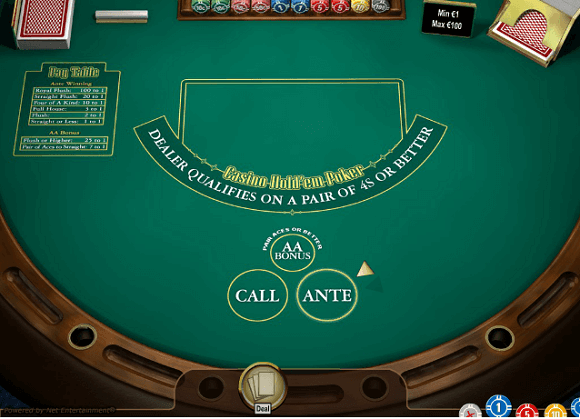 iPad-Casino-Holdem-Gameplay