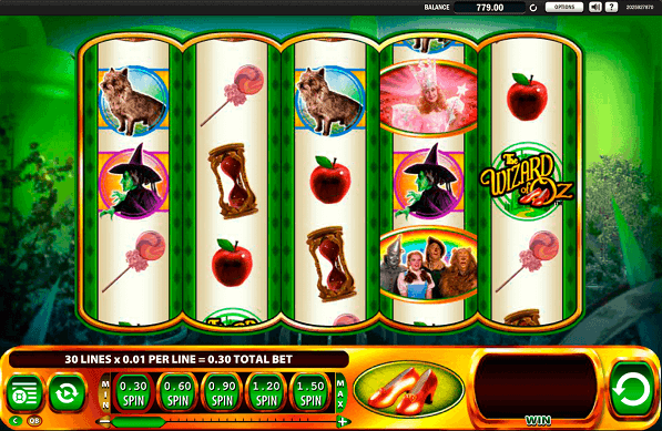 Wizard-of-Oz-Ruby-Slippers-slot-Bonus-Features